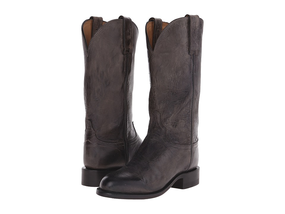 Lucchese - Blair (Anthracite Grey) Cowboy Boots