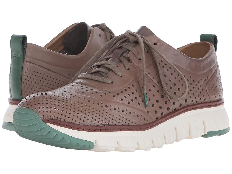 Cole Haan - ZeroGrand Perforated Sneakers (Woodbury) Men