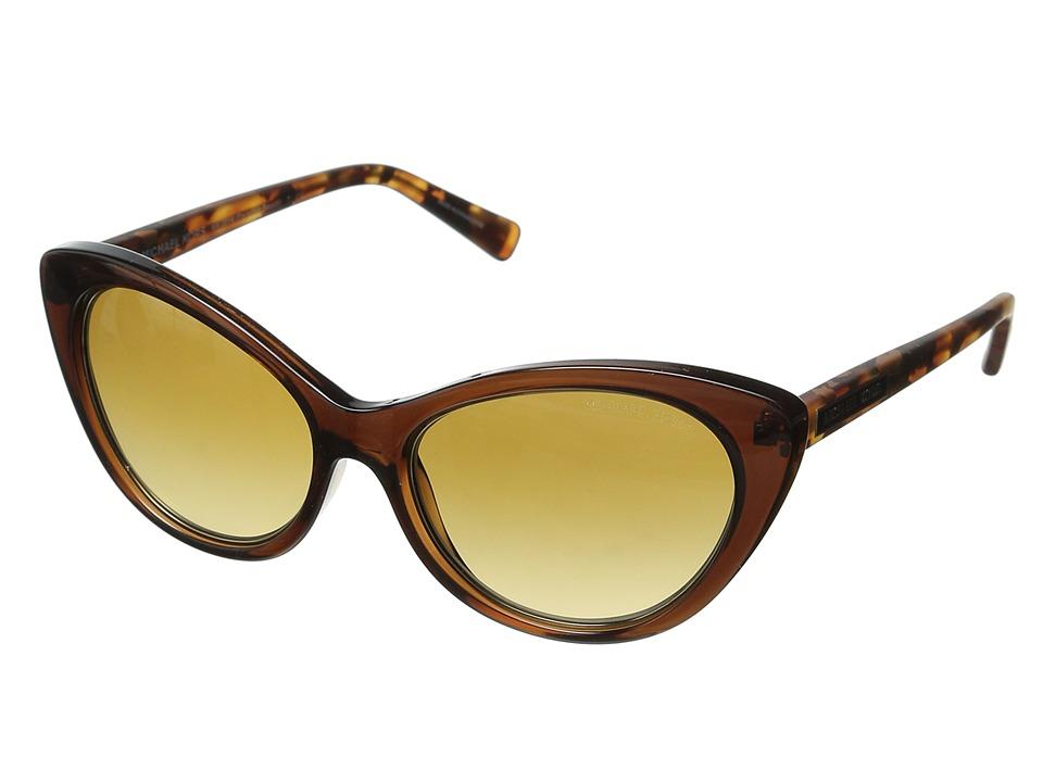Michael Kors Paradise Beach Brown/Tortoise Fashion Sunglasses