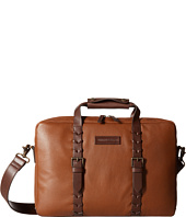 Johnston & Murphy - Zip Top Briefcase
