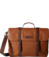 Johnston & Murphy - Flapover Briefcase