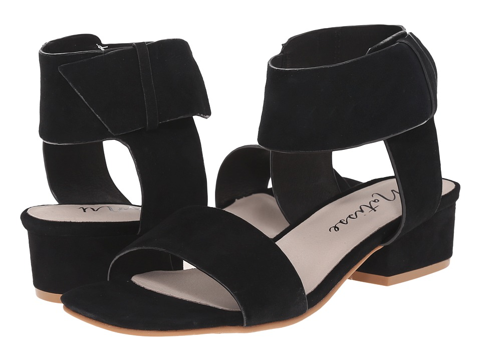Matisse Chantal Black Womens 1 2 inch heel Shoes