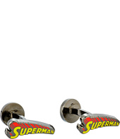 Cufflinks Inc. - Vintage Superman Comic Book Cover Logo Cufflinks