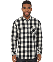 Quiksilver - Motherfly Flannel Woven Top