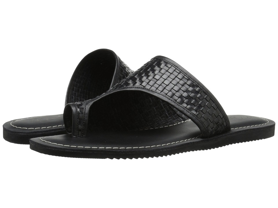 Matisse Davie Black Womens Sandals