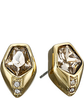 Vince Camuto - Pentagon Sone Stud Earrings