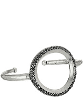 Lucky Brand - Circle Pave Cuff Bracelet