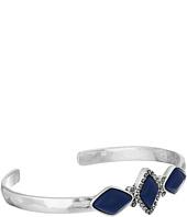 Lucky Brand - Lapis Set Stone Cuff Bracelet