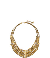 Lucky Brand - Quartz Bib Necklace
