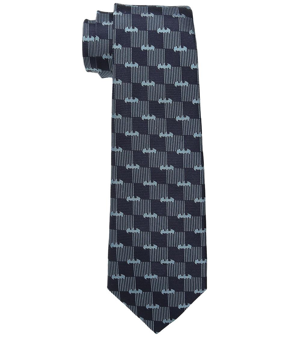 Cufflinks Inc. - Batman Navy Tie (Navy) Ties