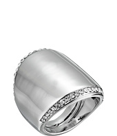 Vince Camuto - Adjustable Peeking Pave Ring