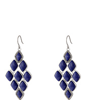 Lucky Brand - Lapis Major Pave Earrings
