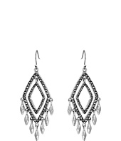 Lucky Brand - Multi Diamond Pave Earrings
