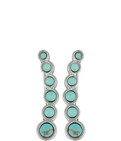 Lucky Brand - Turquoise Crawler Earrings