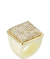 Vince Camuto - Resin with Pave Ring
