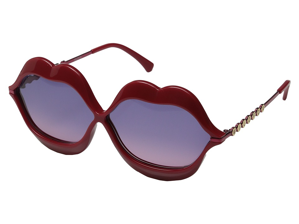Wildfox Lip Service Red/Purple Gradient Fashion Sunglasses