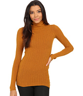 Free People - Skinny Mockneck Sweater