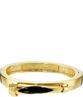 Vince Camuto - Inlaid Horn Hinge Bangle