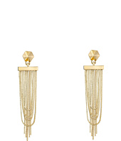 Vince Camuto - Chain Drape Drama Earrings
