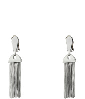 Vince Camuto - Drop Fringe Clip Earrings