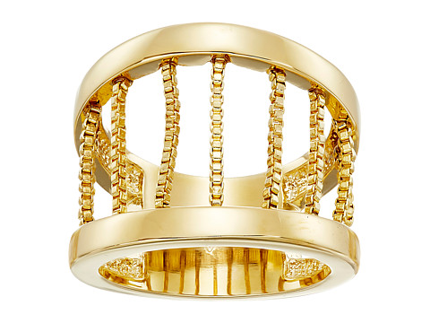 Vince Camuto Chain Drape Band Ring