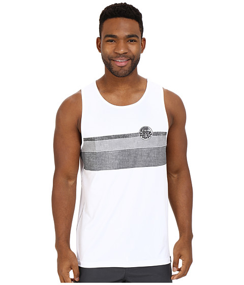 Rip Curl Surf Craft Tank Top - White