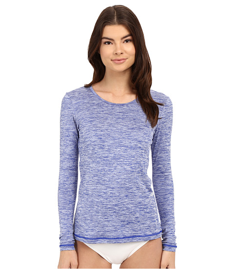 Rip Curl Search Tee Long Sleeve - Blue