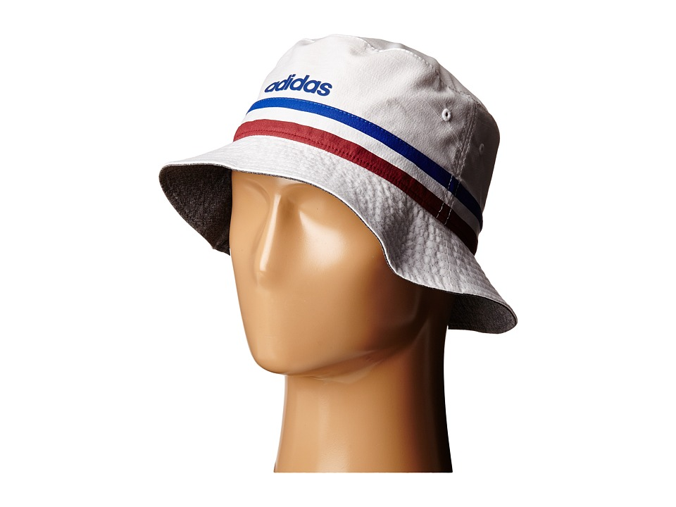 adidas Golf UV Bucket Hat White Caps