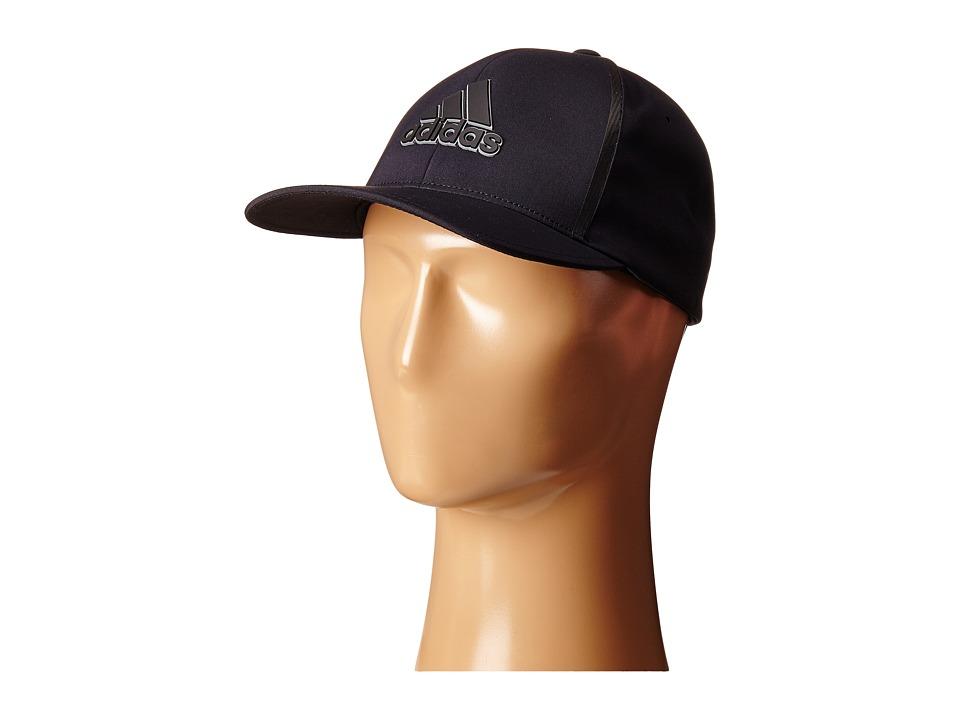 adidas Golf Delta Hat Black Caps