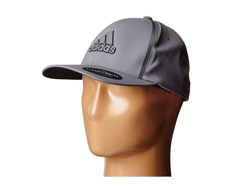 adidas Golf Delta Hat Vista Grey Caps