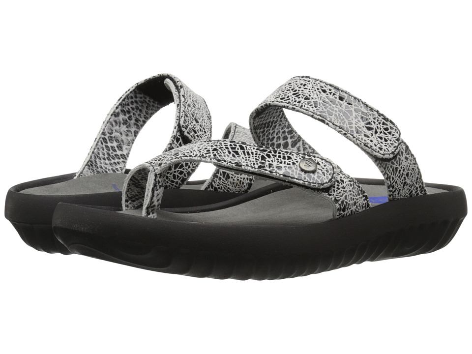 Wolky Bali Off White Womens Sandals