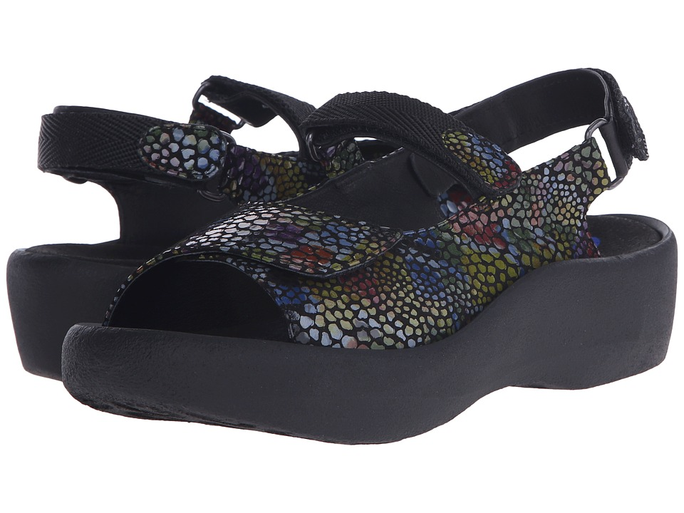 Wolky Jewel (Black 2) Sandals