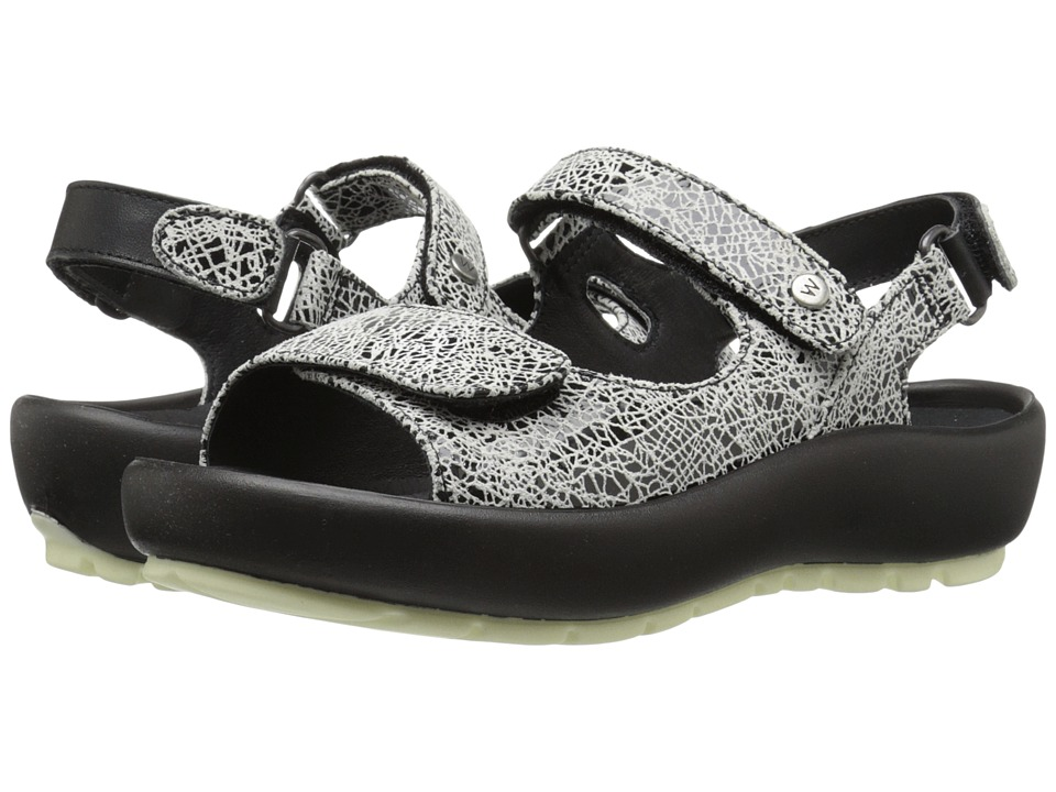 Wolky Rio Off White Womens Sandals