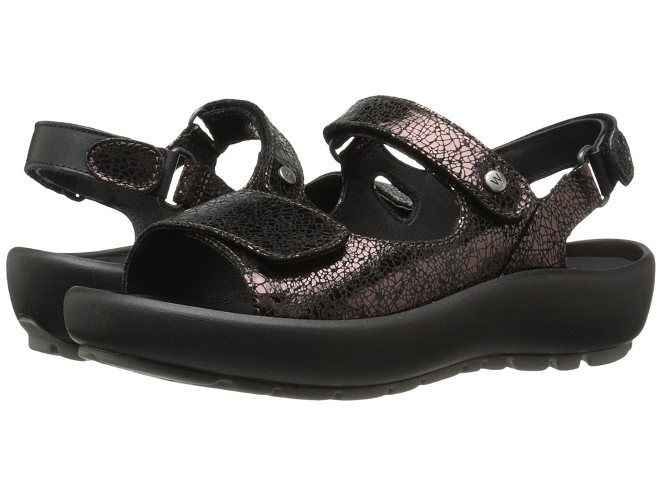 Wolky Rio Brown Womens Sandals