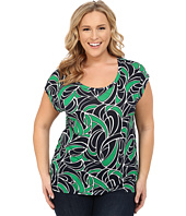 MICHAEL Michael Kors - Plus Size Eliptical Top
