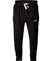 Puma Kids - Moto Cuffed Pants (Big Kids)