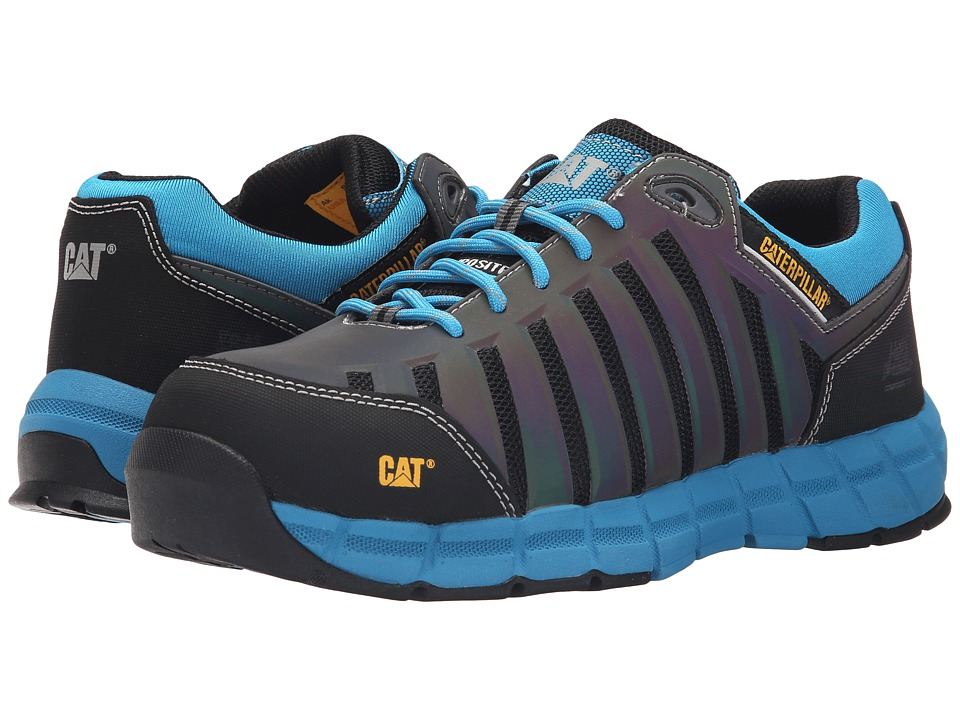 Caterpillar Chromatic CT (Dark Shadow/Blue) Men
