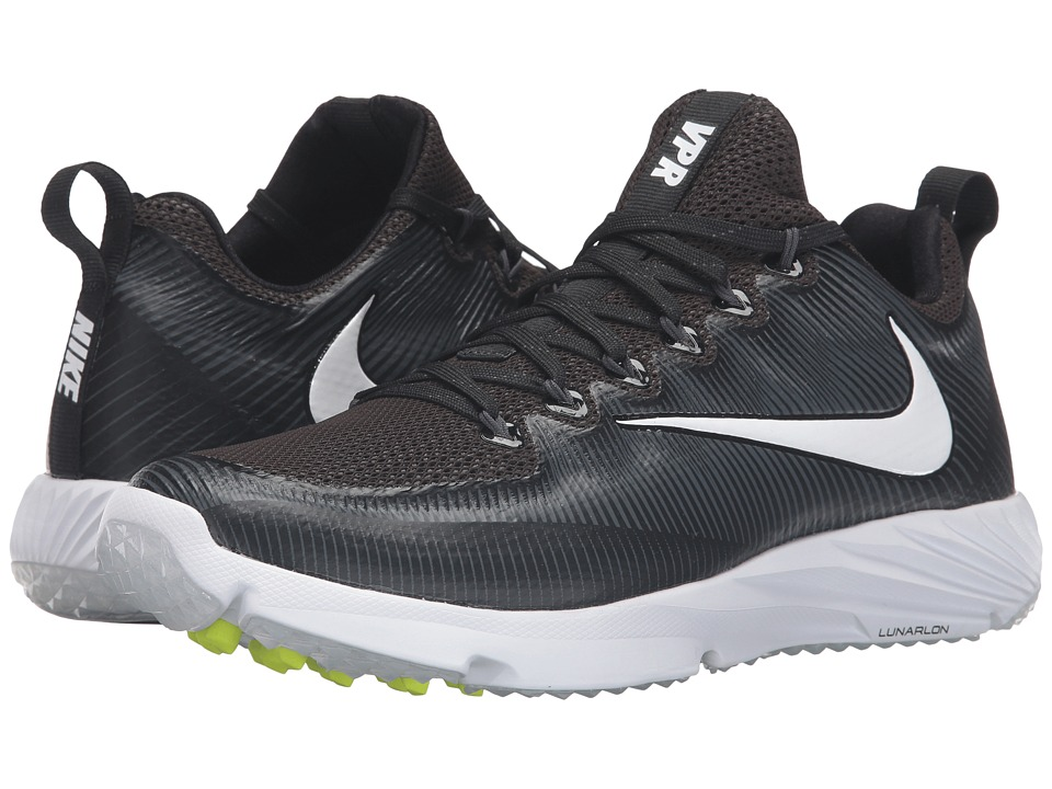 Nike - Vapor Speed Turf (Black/Volt/Anthracite/White) Men