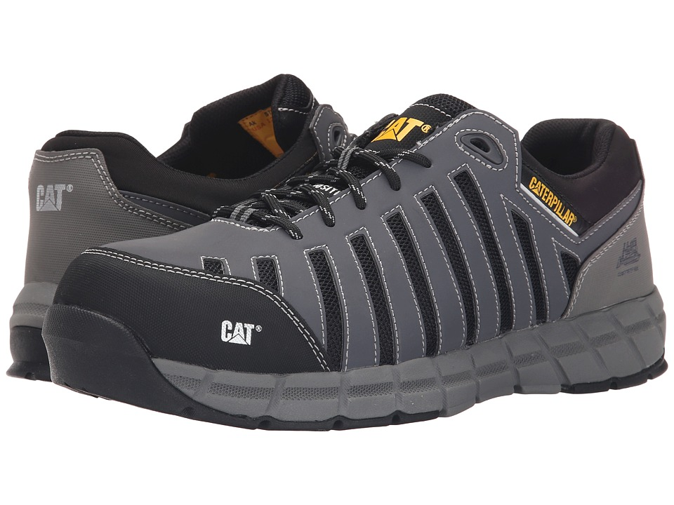 Caterpillar Chromatic CT (Dark Shadow/Black) Men