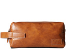 Bill Adler 1981 Contrast Stitch Classic Travel Kit (Tan)