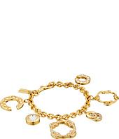 COACH - Op Art Knot Charm Bracelet