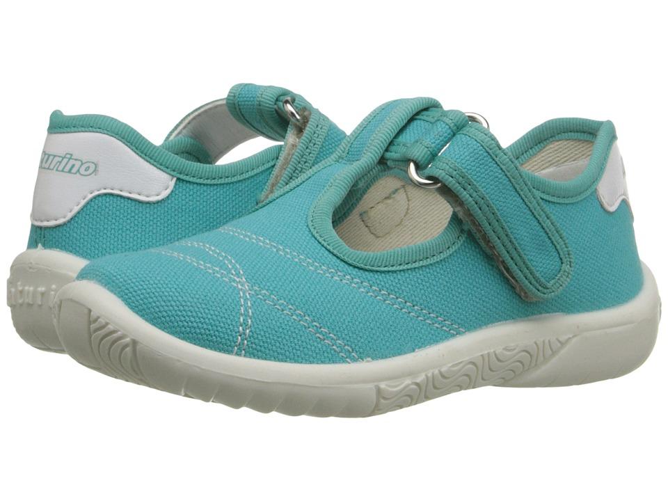 Naturino Nat. 7742 SS16 Toddler/Little Kid Aqua Girls Shoes