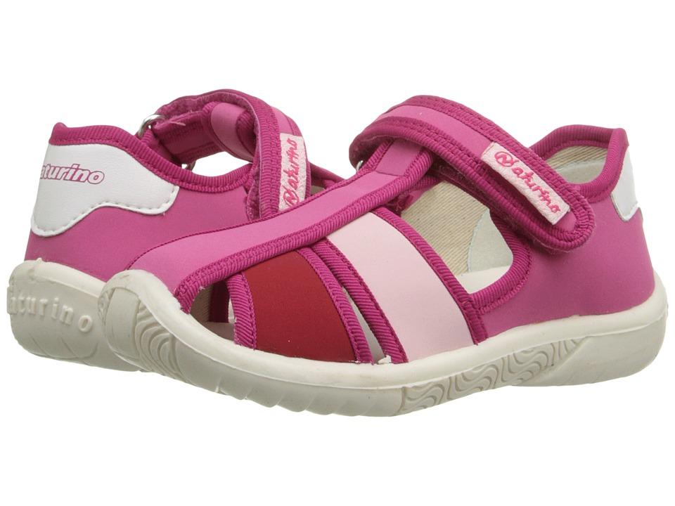 Naturino Nat. 7785 SS16 Toddler/Little Kid Pink Multi Girls Shoes