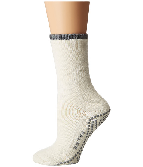 Falke Cuddle Pad Sock - Off-White