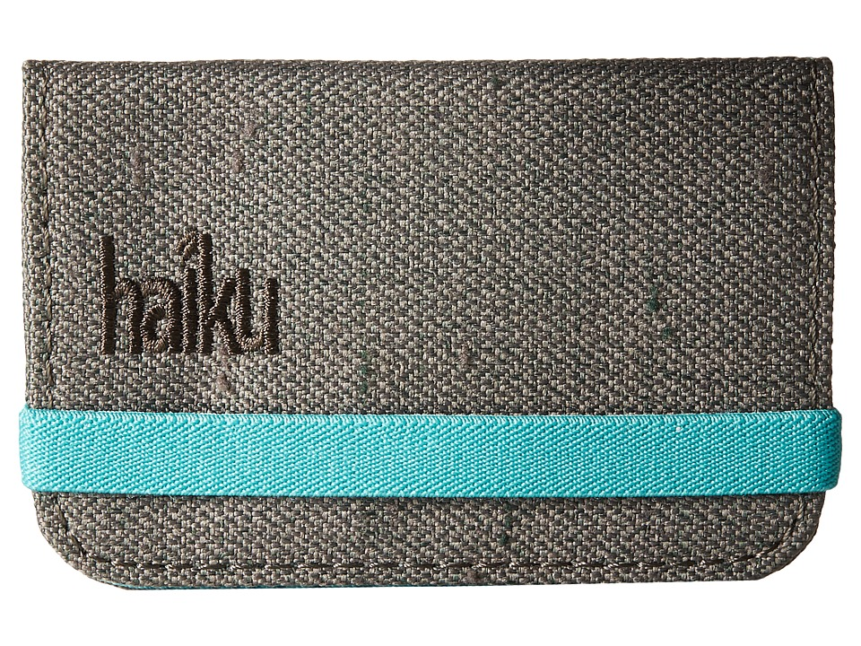 Haiku - RFID Mini Wallet (Cactus) Wallet Handbags