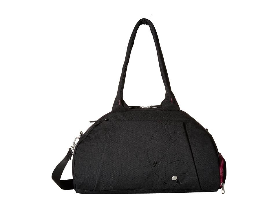 Haiku - Passage Duffel (Black) Duffel Bags