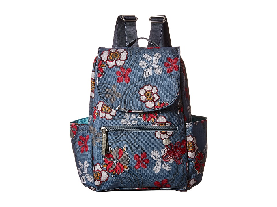 Haiku - Roam Mini Backpack (River Floral Print) Backpack Bags