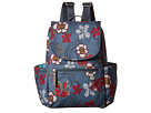Haiku Roam Mini Backpack (River Floral Print)