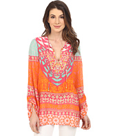 Hale Bob - Tribal Wave Silk Tunic