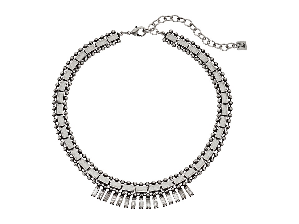 DANNIJO CAIUS Necklace Crystal Necklace